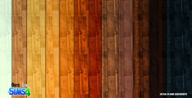 Resona Walnut Wood Floors by KiaraRawks at Onyx Sims image 11914 Sims 4 Updates