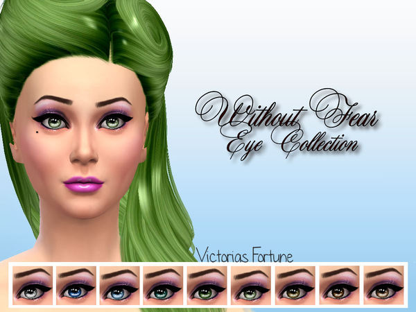Sims 4 Eye Collection by fortunecookie1 at TSR