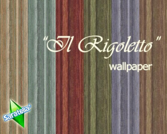 il Rigoletto walls at Saratella's Place image 12421 Sims 4 Updates