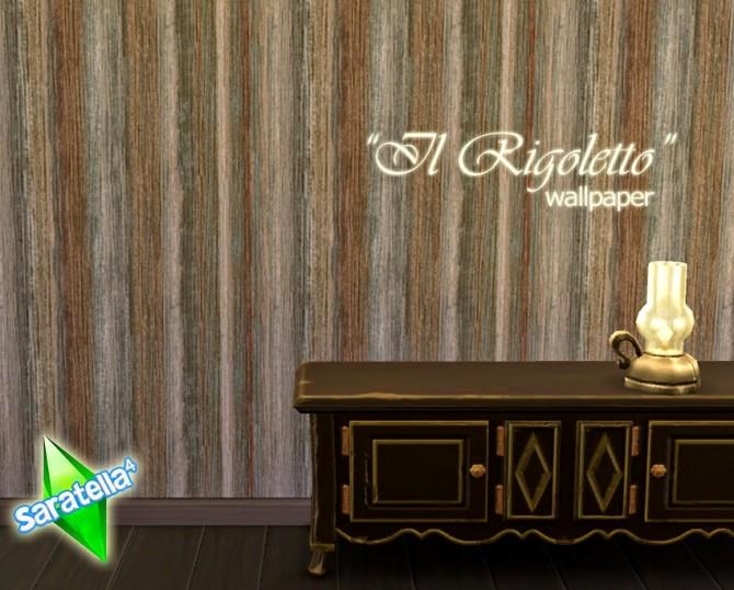 il Rigoletto walls at Saratella's Place image 12521 Sims 4 Updates