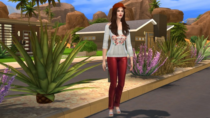 Sims 4 Jessica by Elena at Sims World by Denver