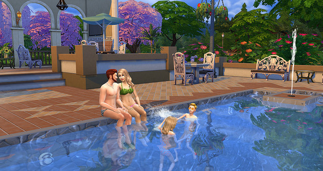 The Sims 4 Pool Guide By Ruthless Kk At Sims Vip 187 Sims 4