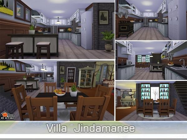 Villa Jindamanee by autaki at TSR image 14121 Sims 4 Updates