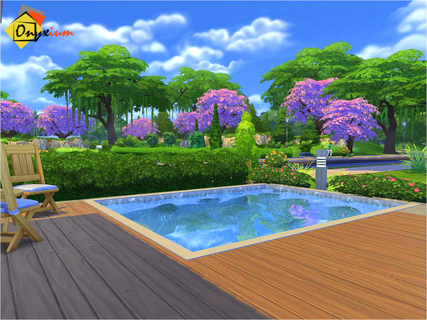 Cenothera Biennis home by Onyxium at TSR image 1438 Sims 4 Updates
