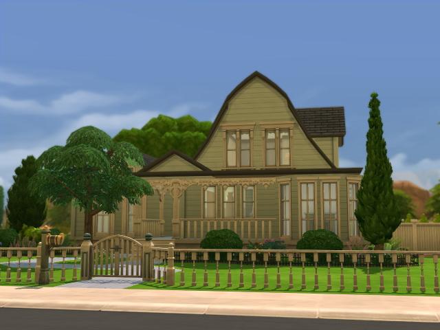 Benjamin house at Beauty Sims image 1463 Sims 4 Updates