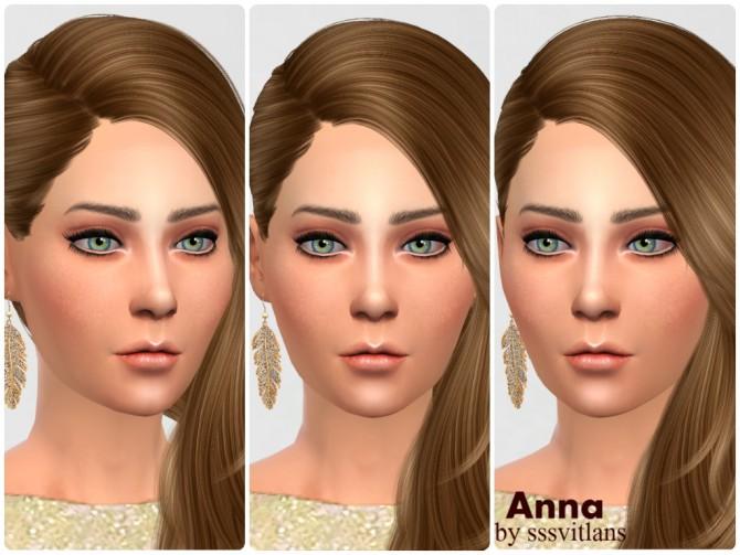 Anna at sssvitlans image 1472 Sims 4 Updates