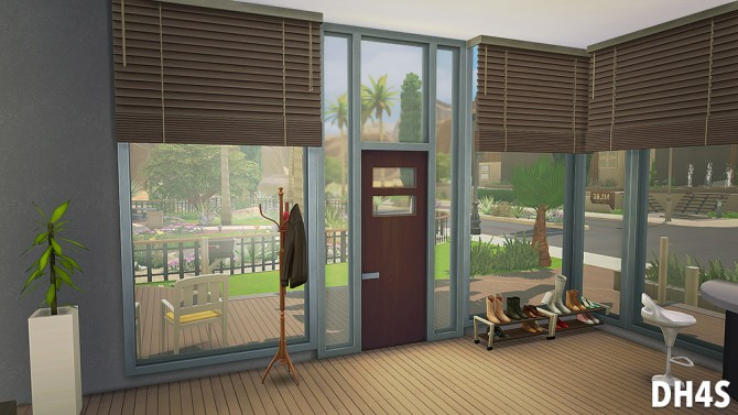 Sims 4 9 Foothill Road, Sunol house at DH4S