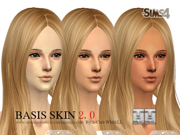 BASSIS skintones 2.0 by WMLL S Club at TSR image 17121 Sims 4 Updates