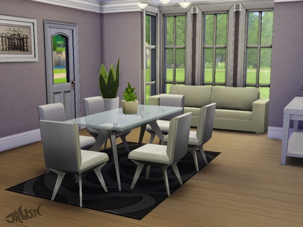 Sims 4 Farthington Way house by Jaws3 at TSR