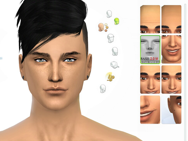 BASSIS skintones 2.0 by WMLL S Club at TSR image 2041 Sims 4 Updates