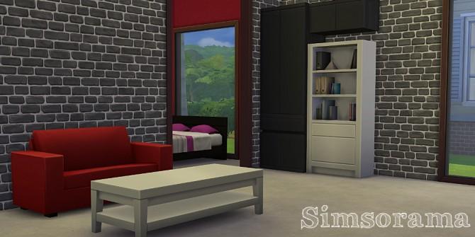 Sims 4 Kub house at Simsorama