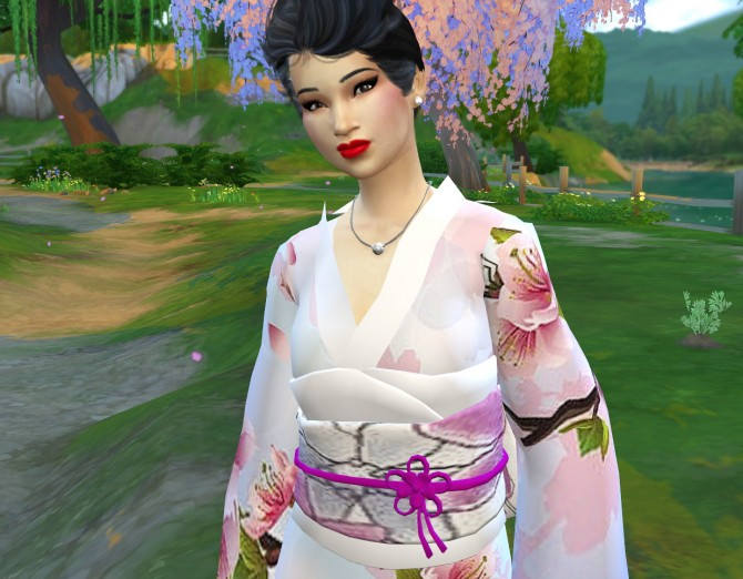 Sims 4 Yoshi Akimoto by PopulationSims at Sims 4 Caliente