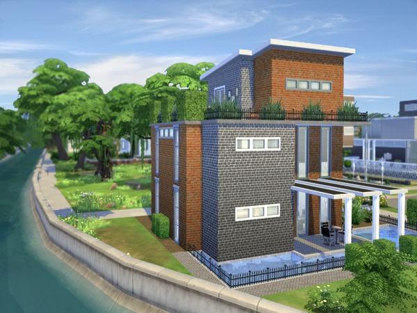 Soho Loft by chemy at TSR image 2210 Sims 4 Updates