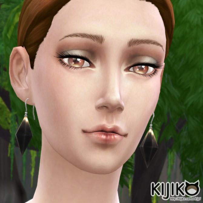 Sims 4 3D Lashes at Kijiko