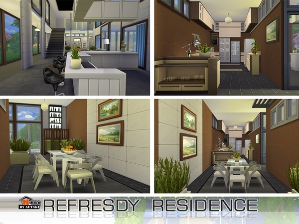 Refesdy residence by Autaki at TSR image 2723 Sims 4 Updates