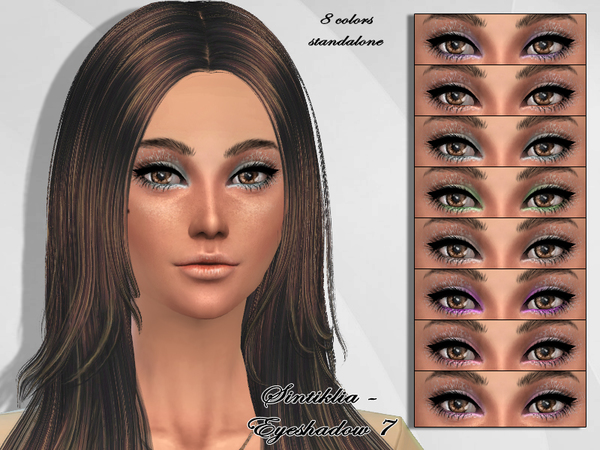 Eyeshadow 7 by Sintiklia at TSR image 2825 Sims 4 Updates