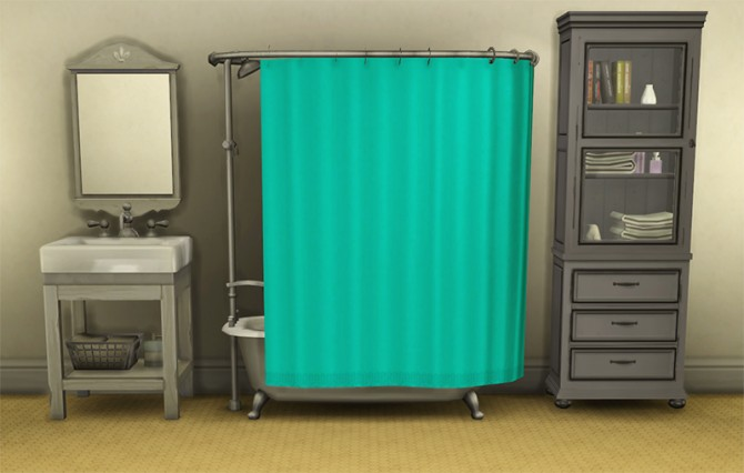 Under the Sea shower/tub Recolors at Saudade Sims image 3023 Sims 4 Updates