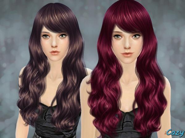 Sorrow Hair Conversion By Cazy At Tsr Sims 4 Updates