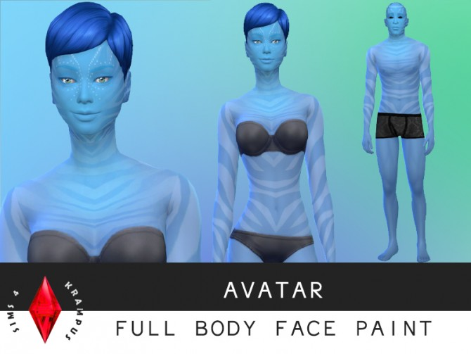 Clothes, scars and Avatar skintone at Sims 4 Krampus image 3421 Sims 4 Updates