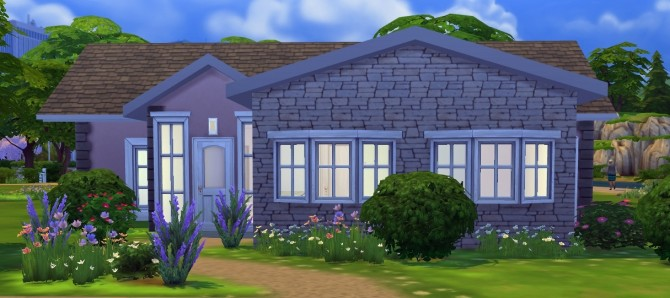 Sims 4 Potters Starter 2br sleeps 4 by fairycake89 at Mod The Sims