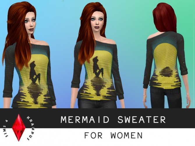 Clothes, scars and Avatar skintone at Sims 4 Krampus image 3721 Sims 4 Updates