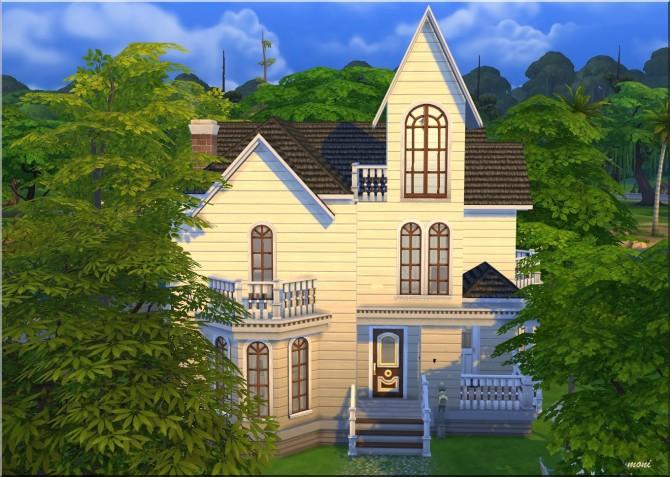 Sims 4 Summer House by Moni at ARDA