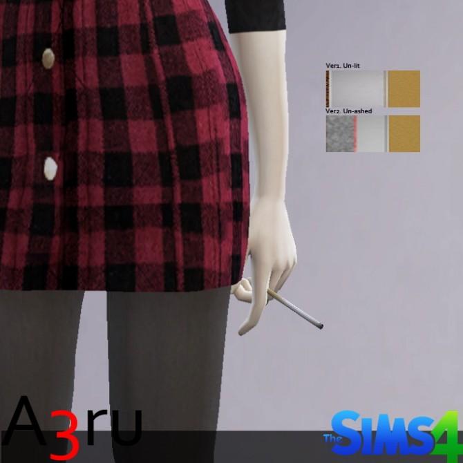 Sims 4 Cigarette accessory at A3RU