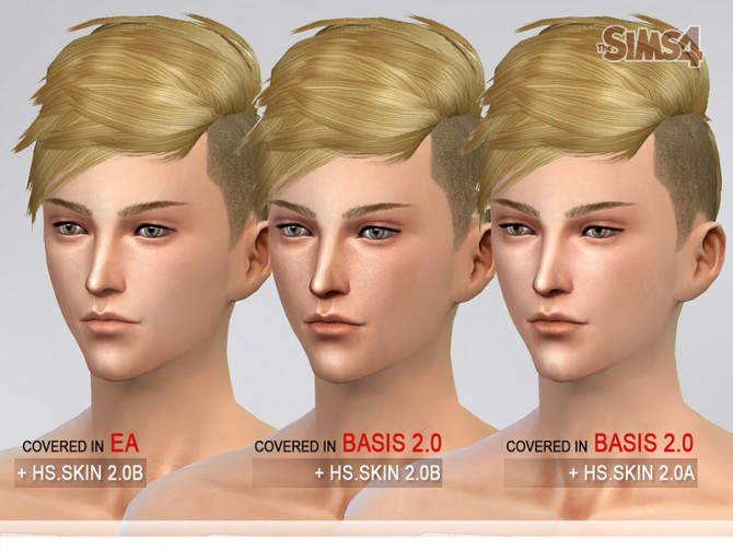H.S ND skintone 2.0 by S Club WMLL at TSR image 4423 Sims 4 Updates