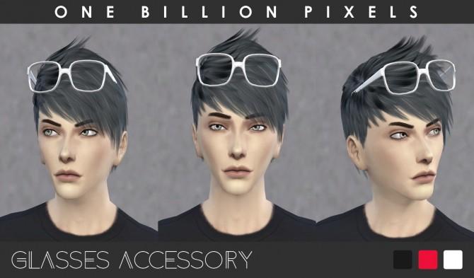 Glasses & Sunglasses at One Billion Pixels image 4514 Sims 4 Updates