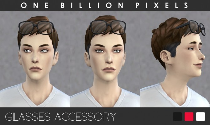 Glasses & Sunglasses at One Billion Pixels image 4714 Sims 4 Updates