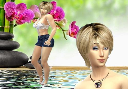 Sims 4 Saira Corrigan at Trudie55