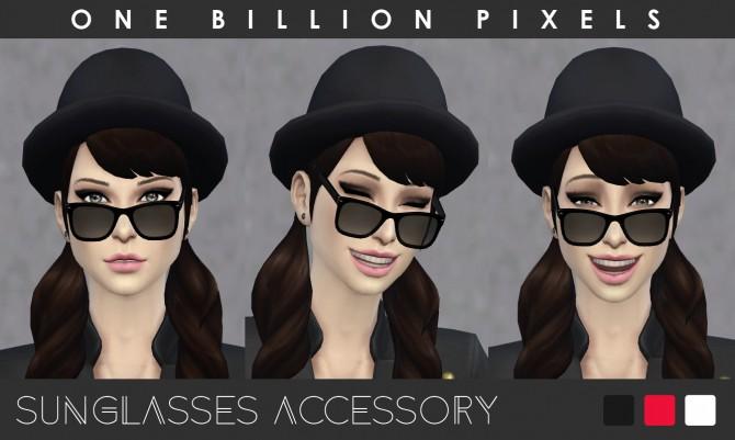 Glasses & Sunglasses at One Billion Pixels image 4913 Sims 4 Updates