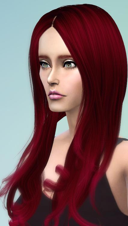 Sims 4 Claudia Rudolph at The Sims 4 Models