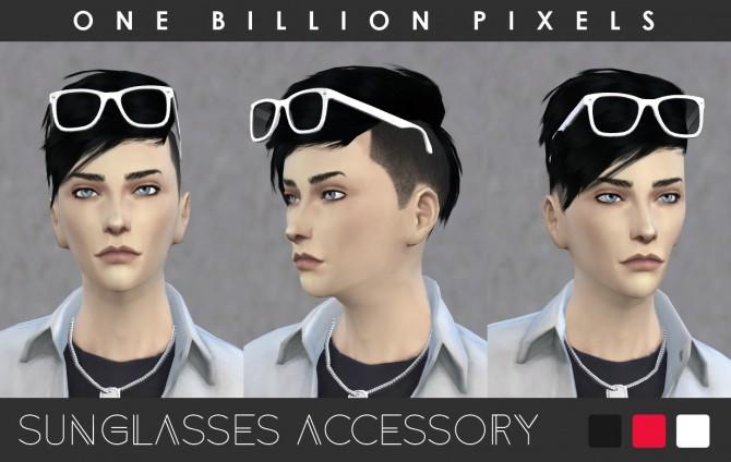 Glasses & Sunglasses at One Billion Pixels image 5014 Sims 4 Updates
