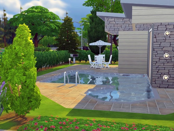 Dragonfly house by Guardgian at TSR image 5151 Sims 4 Updates