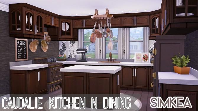 Caudalie Kitchen n Dining at Simkea image 5313 Sims 4 Updates