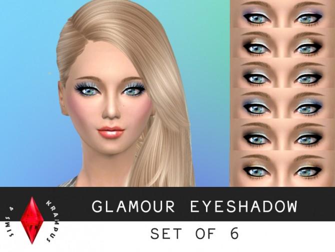 6 Glamorous eyeshadow at Sims 4 Krampus image 5510 Sims 4 Updates