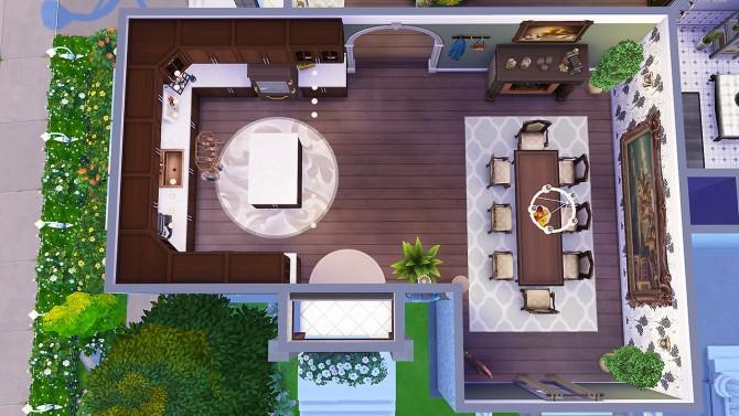 Caudalie Kitchen n Dining at Simkea image 5512 Sims 4 Updates