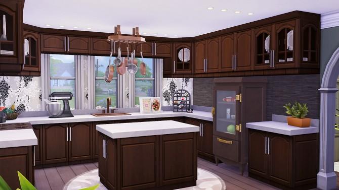 Caudalie Kitchen n Dining at Simkea image 5613 Sims 4 Updates