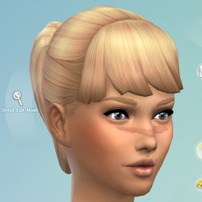 Facial Scars by KisaFayd at Mod The Sims image 56211 Sims 4 Updates
