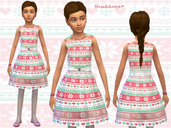 Sims 4 Gladrags for Little Girls by naschkatze9 at TSR