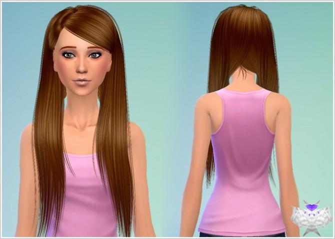 Conversion Hairs 3T4 Set 4 at David Sims image 6281 Sims 4 Updates