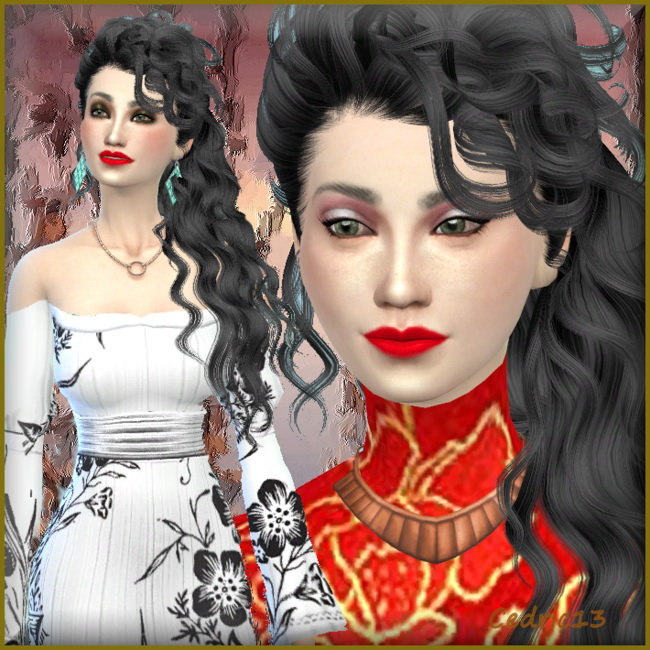 Li Chang by Cedric13 at L'univers de Nicole image 648 Sims 4 Updates