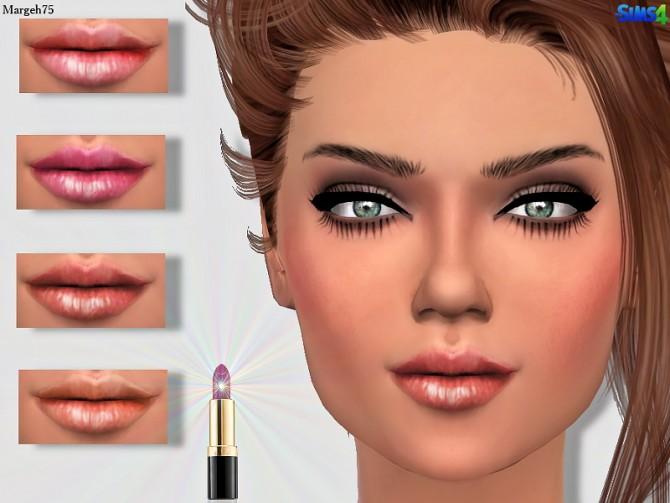 Sims 4 Lipgloss No. 1 by Margie at Sims Addictions