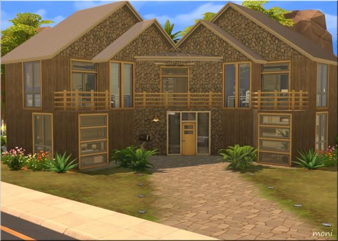 Natural House by Moni at ARDA image 672 Sims 4 Updates