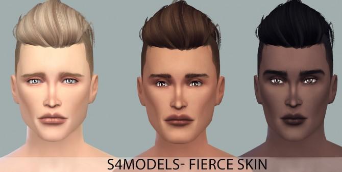 Sims 4 FIERCE skintone at S4 Models