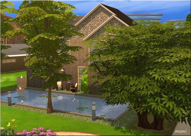 Natural House by Moni at ARDA image 702 Sims 4 Updates