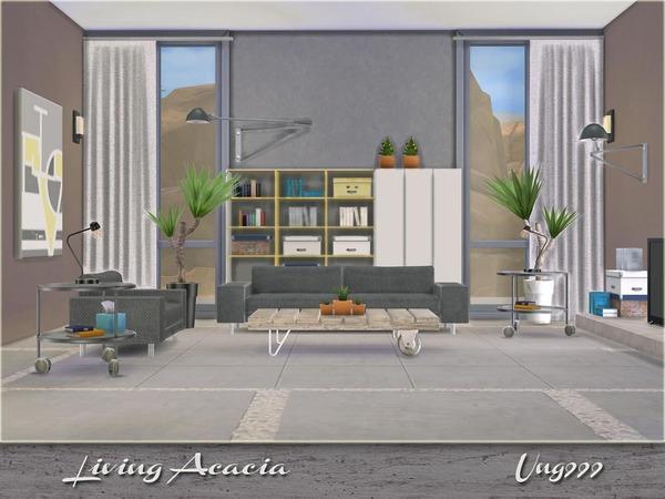 Living Acacia by ung999 at TSR image 7218 Sims 4 Updates
