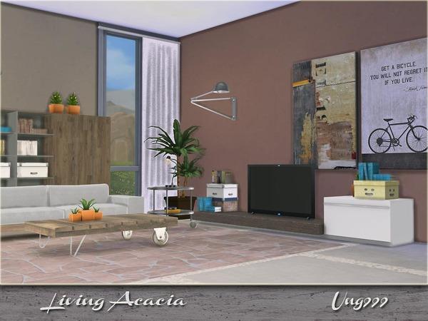 Living Acacia by ung999 at TSR image 7415 Sims 4 Updates