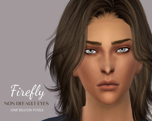 Firefly Non Default Eyes at One Billion Pixels image 76 Sims 4 Updates